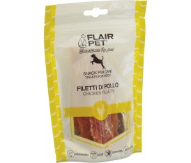 flair pet filetti di pollo grain free natural