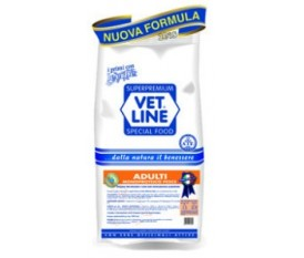 Vet line pesce con erbe officinali medium