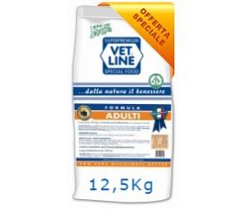 Vet Line pollo erbe officinali medium gluten free