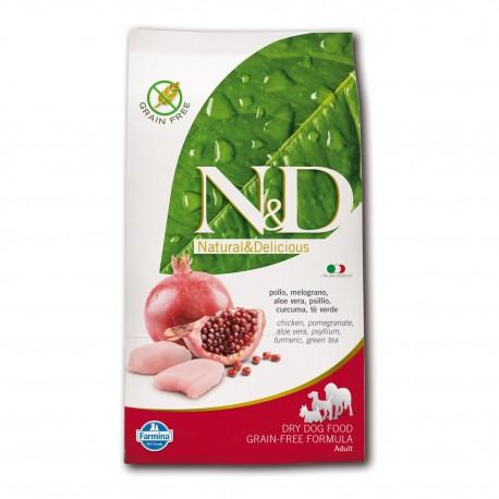 Farmina N&D Pollo e Melograno per adulto