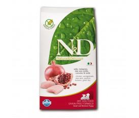 N&D FARMINA GRAIN FREE PUPPY POLLO ARINGA MELOGRANO