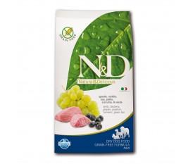 Farmina N&D Agnello e Mirtillo per adulto
