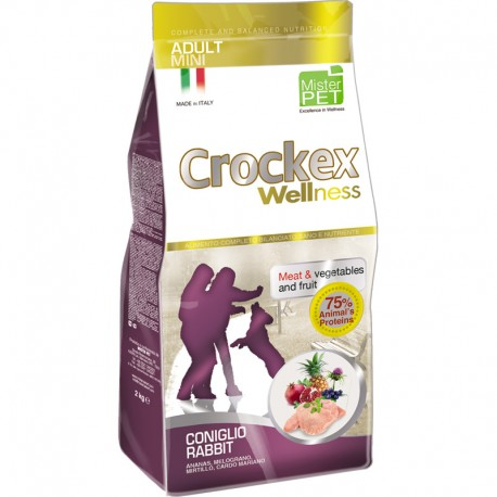 CROCKEX WELLNESS MINI ADULT CONGLIO