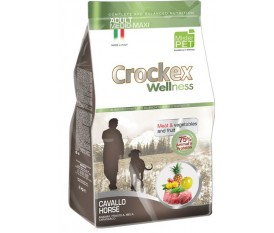 CROCKEX WELLNESS CAVALLO E RISO MEDIUM MAXI