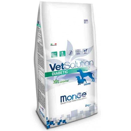 VET SOLUTION MONGE DIABETIC GRAIN FREE