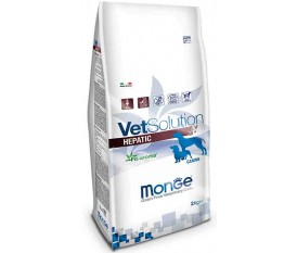 MONGE VET SOLUTION HEPATIC GRAIN FREE