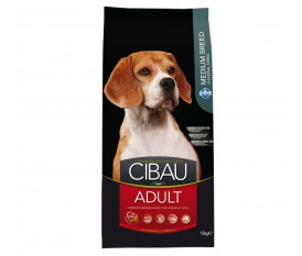 CIBAU POLLO RISO CANE ADULT MEDIUM