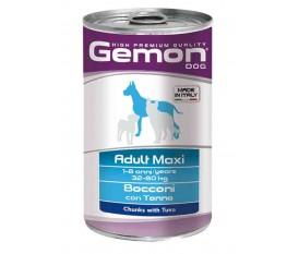 Bocconi con Tonno Per Cani Adult Maxi