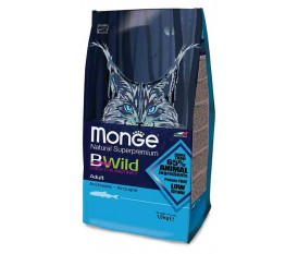 MONGE BWILD LEPRE CAT ADULT