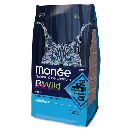 MONGE BWILD LEPRE CAT ADULT