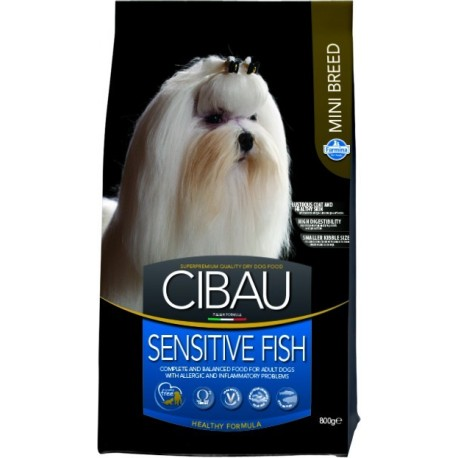 Farmina Cibau Sensitive Fish per adulto piccolo