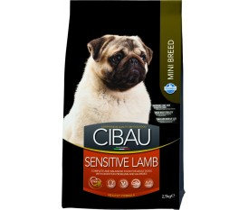 CIBAU FARMINA SENSITYVE LAMB CANE MINI