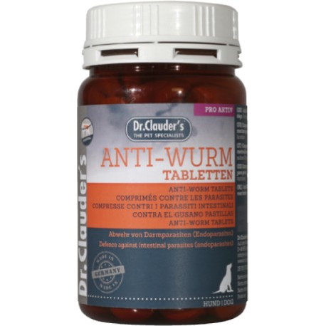 ANTI WURM COMPRESSE ANTIPARASSITARIE INTESTINAL