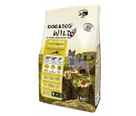 DOG&DOG WILD REGIONAL FARM GRAIN FREE ALL BREEDS
