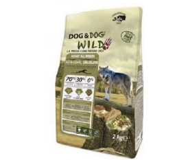 DOG&DOG WILD REGIONAL GRASSLAND ADULT ALL BREEDS GRAIN FREE