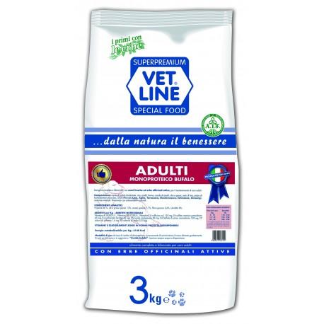 Vet Line Monoproteica Bufalo