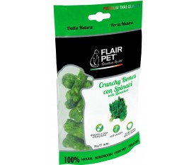 flair pet ossa con spinaci natural grain free