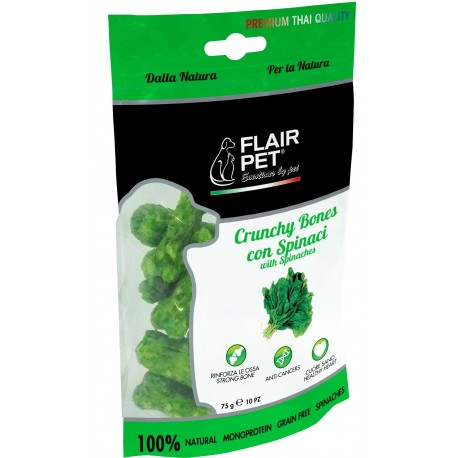 Flair Pet ossa con spinaci 5cm