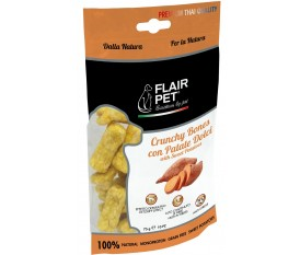 flair pet ossa con patate dolci natural grain free