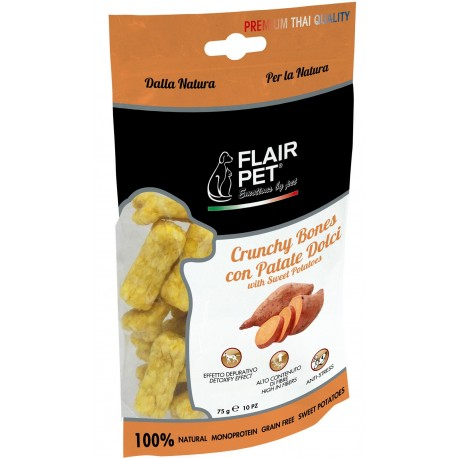 Flair Pet ossa con patate dolci 5cm